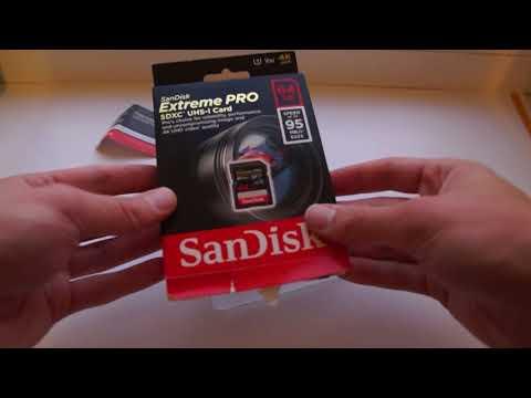 ОНЛАЙН ТРЕЙД.РУ — Карта памяти SanDisk Extreme Pro SDXC 128Gb UHS-I U3 V30 SDSDXXG-128G-GN4IN