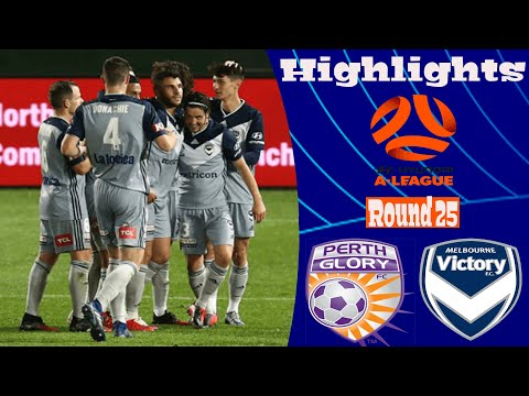 Perth Melbourne Victory Goals And Highlights