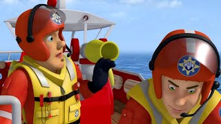Is Sam Scared of Water? 🌊 Fireman Sam ⭐️ Penny Underwater Saves | World Ocean Day | Cartoons