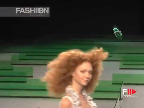 MARITHE' + FRANCOIS GIRBAUD Full Show Spring Summer 2006 Paris by Fashion Channel