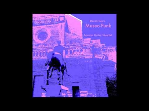 Museo-Punk, for guitar quartet [2014]