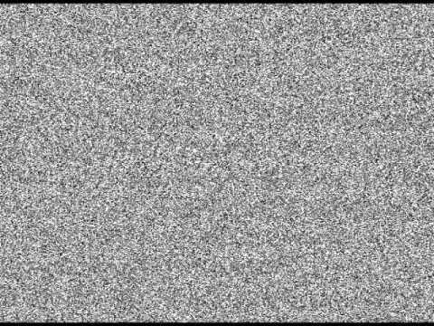Tv Lost Signal Effect Youtube