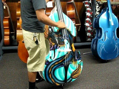 fmi bass player alan ortega slapping weedwacker pro strings youtube. Black Bedroom Furniture Sets. Home Design Ideas