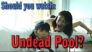 Should you watch: Attack Girls Swim Team vs. The Undead?