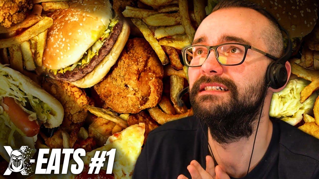 7 CENAS - 7 PECADOS | XOKAS EATS #1