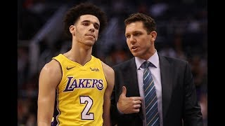 Los Angeles Lakers vs Phoenix Suns: October 20, 2017