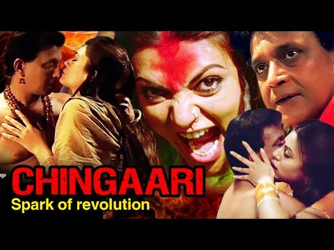 Chingaari - Spark of Revolution in 30 Minutes | Mithun Chakraborty | Sushmita Sen | Hit Hindi Movie