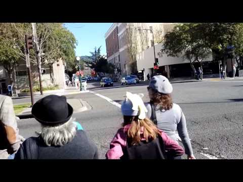Life on the streets - a stroll around downtown Berkeley