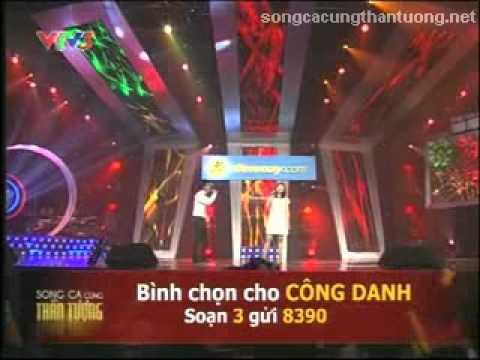 Song ca cung than tuong ngày 22/12/2011 -  ca sy Khanh Linh & Viet Anh (Tinh  yeu toi hat)