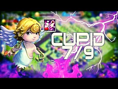 Finally Got 7/9 Cupid's Arrow!!!