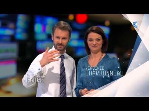 Emmanuel Faure et Virginie Charbonneau la bonne année