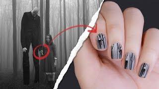 The Story of Slenderman | Storytime + Nail Art