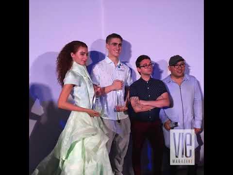 2016 SWFW Emerging Designer Winner: Richelle Valenzuela, Pasaporte Company - Finale