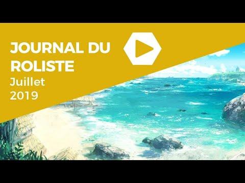 Journal du Rôliste - Été 2019