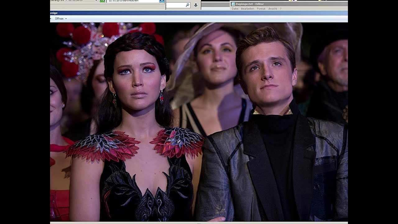 Die tribute von panem 2 catching fire trailer filmclips german deutsch hd youtube for Die tribute von panem 2