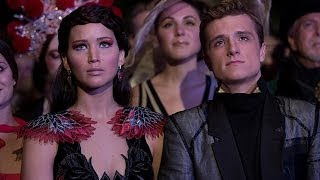DIE TRIBUTE VON PANEM 2 - CATCHING FIRE | Trailer & Filmclips german deutsch [HD]