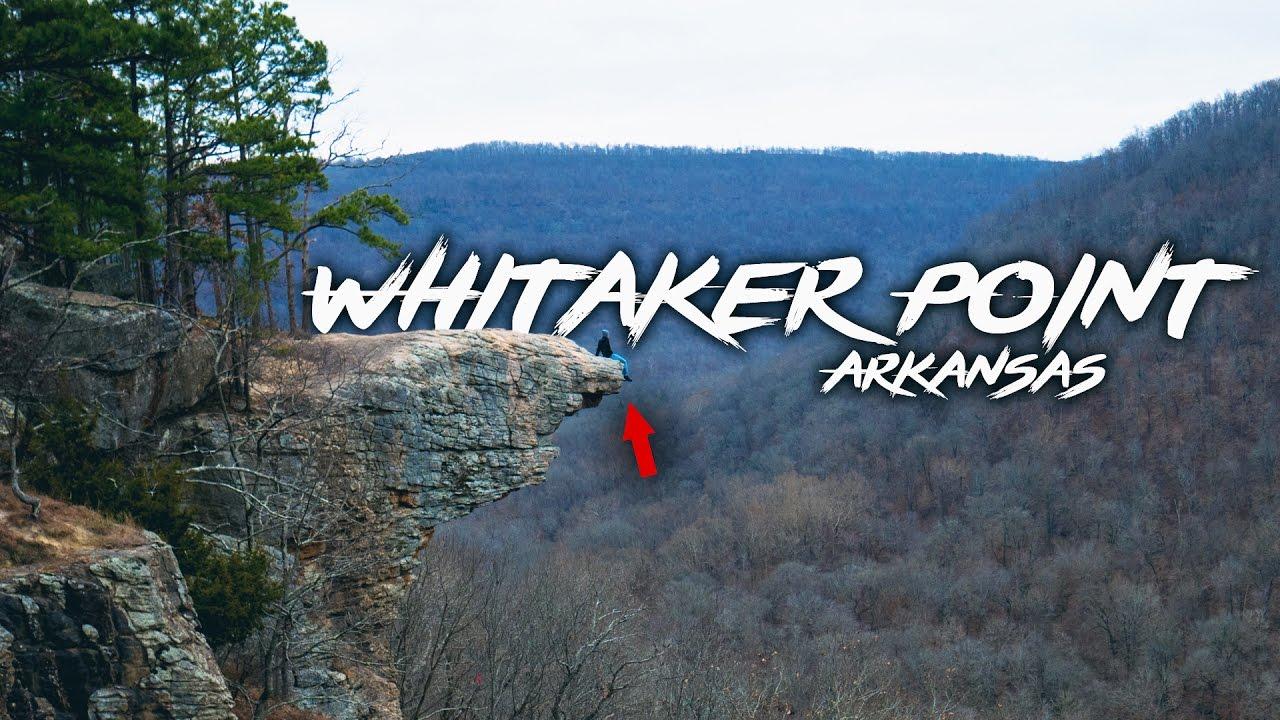 Fayetteville Arkansas Whitaker Point YouTube