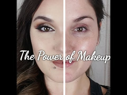 The Power of Makeup || South African YouTuber Tag