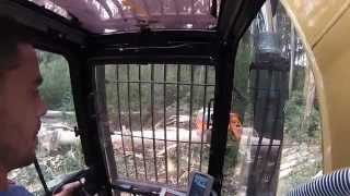 GUERRA - CAT 223 ESA CON CABEZAL IGSA 680A - FORESTRY EQUIPMENT WITH HARVESTER