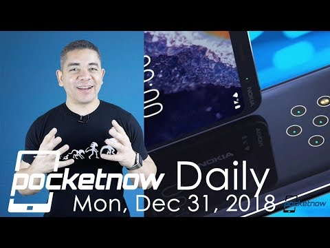 Nokia 9 PureView leaks iPhone Xs Max explodes