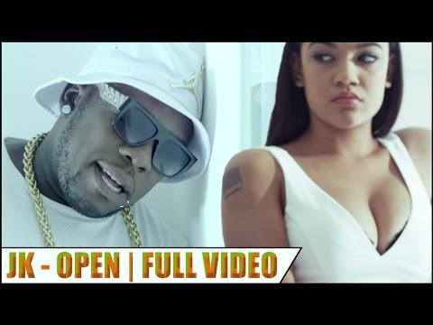 JK | Open | Official Music Video HD