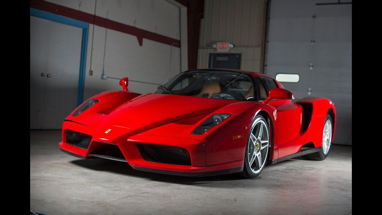 Limited Edition 2003 Ferrari Enzo Lot 26520334 Youtube