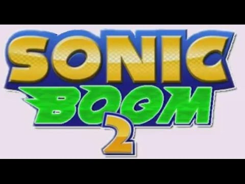 Sonic Boom 2 (Sonic 3D Dash Fangame)
