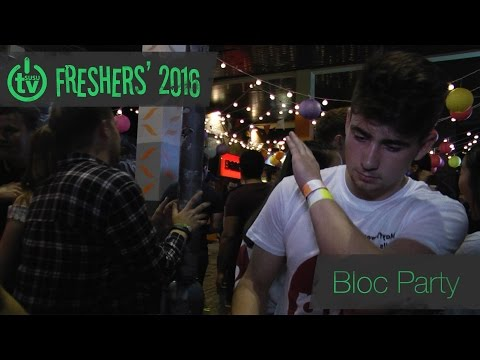 Freshers' 2016 | Bloc Party