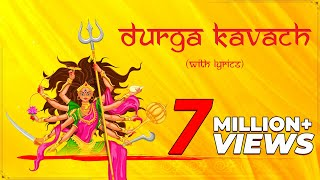 Download Durga Kavach - with Sanskrit lyrics MP3 song and Music Video