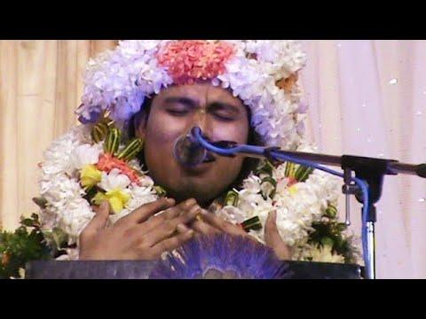 Shri shri 108 krishna das goswami ji maharaj sapatgram bhagwat katha Day 6
