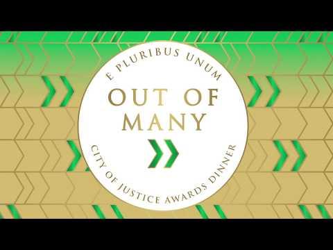 Gary Stewart, Honoree of City Justice Awards