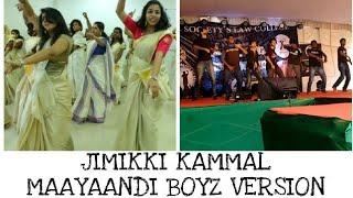 Jimikki Kammal - Maayaandi Boyz Version