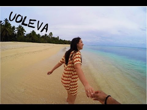 We found OUR OWN beach!!! [Uoleva] | Backpacking Tonga Day 3