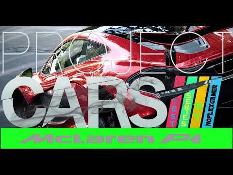 Project cars mclaren p1 speed drift and track test - Project cars mclaren p1 ...