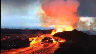 ERASED From Memory! Hawaii Volcanic Update! Beginning Of Things To Come? 2018