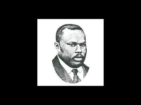 Marcus Garvey - Rare 1921 Recording