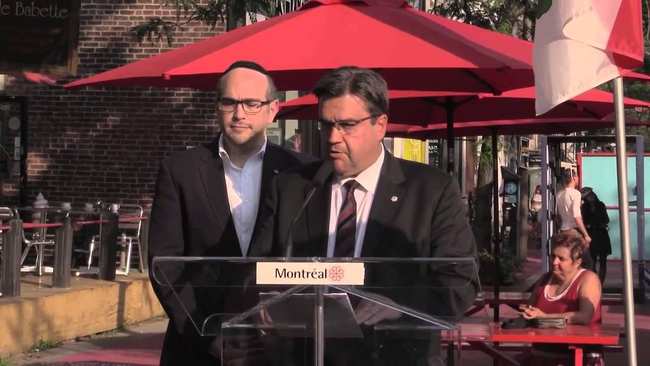 Terrasse Rouge St Denis : St Denis u0026#39;s terrasse rouge unveiled YouTube
