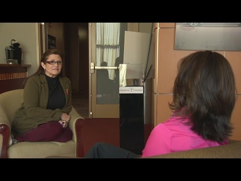 FROM THE VAULT: Mary Bubala Interviews Carrie Fisher