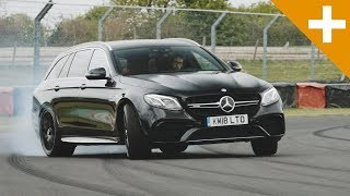 DRIFT MODE: Mercedes-AMG E63 S - Carfection +