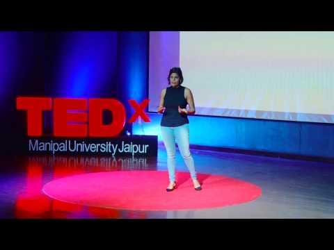 What happens when you dare to dream. | Kripa Sagar | TEDxManipalUniversityJaipur