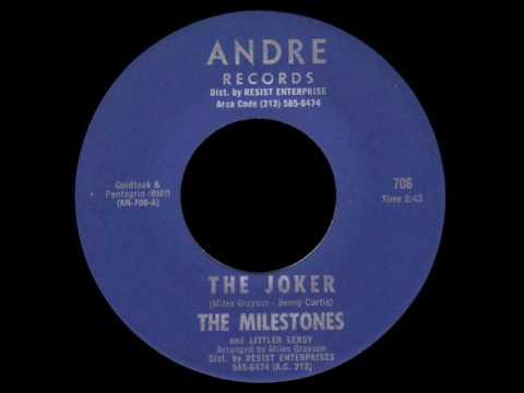 The Milestones And Littler Leroy - The Joker