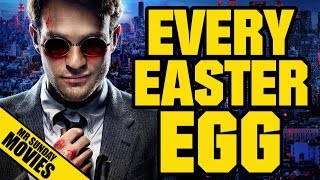 DAREDEVIL - Every Easter Egg & Reference