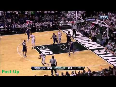 Deyonta Davis NBA Draft Compilation