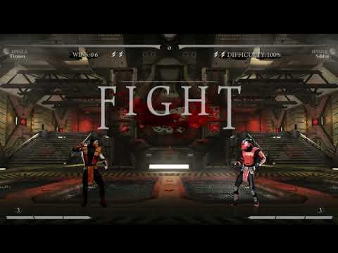 Mortal Kombat Defenders Of The Earth Torre Very Hard