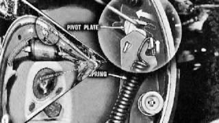 Chevrolet & Corvair Drum Brake Service 1963