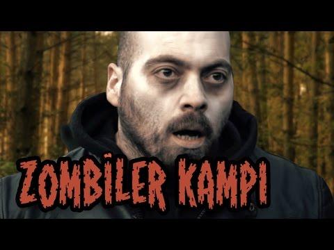 ZOMBİLER KAMPI - Nerf'ünü Kap Gel - Kısa Film