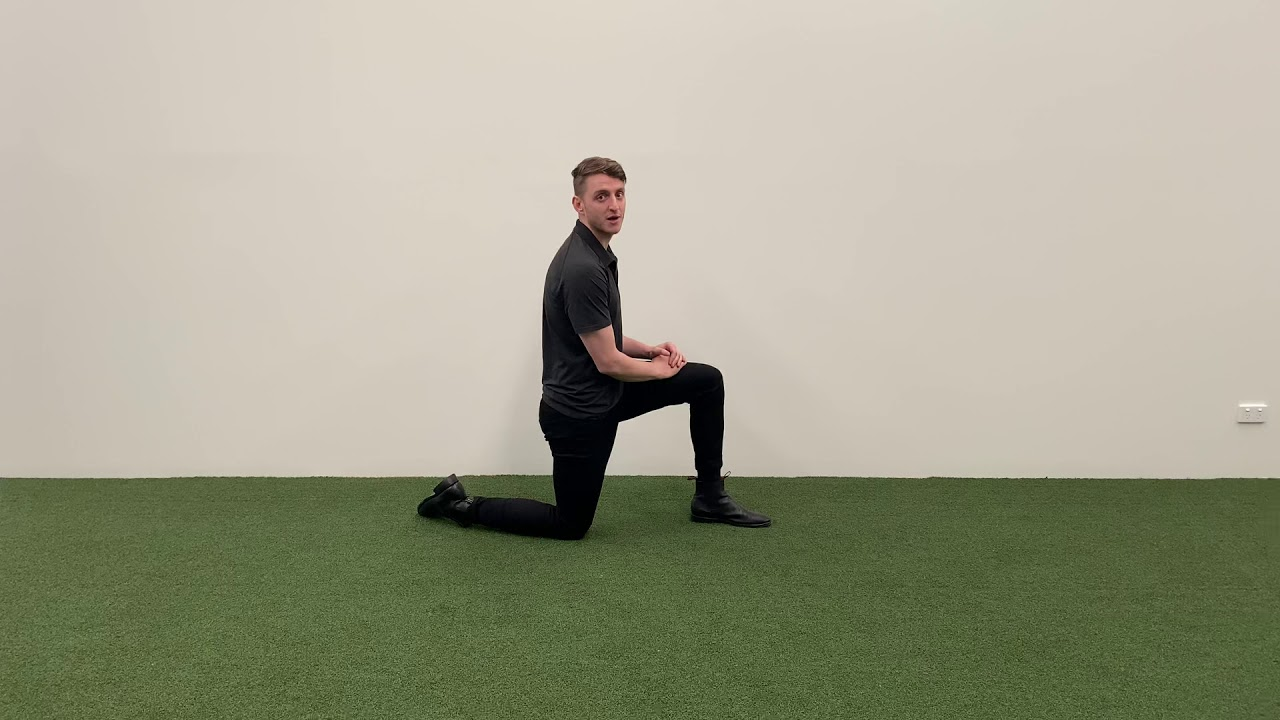Hip Flexor Mobility Series