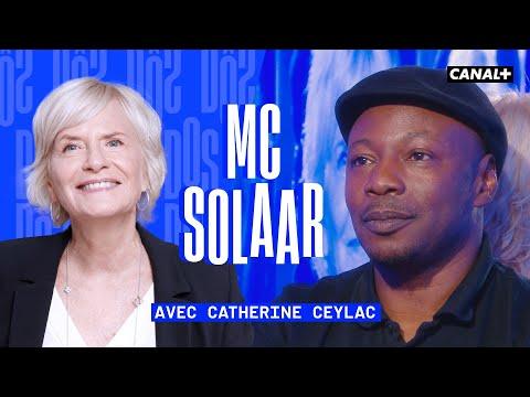 Youtube: Dos à dos avec MC Solaar – Clique – CANAL +