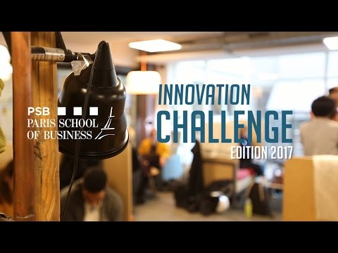 PSB Paris School of Business | Innovation Challenge 2017