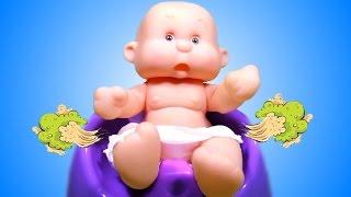 Куклы Пупсики Развивающее видео для девочек Дочки-матери Мультфильмы для детей игрушки